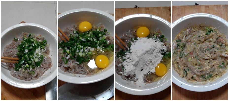 水中的软白金——银鱼鸡蛋饼 - 慢美食 - 慢 美 食