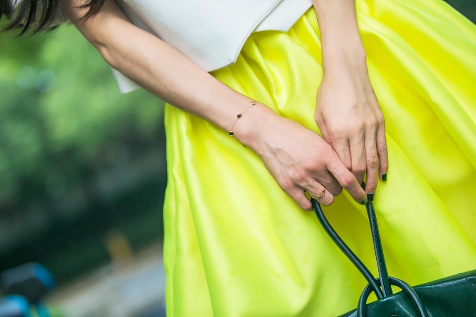 [Ava搭配日记]没有点色彩怎敢过夏天? - AvaFoo - Avas Fashion Blog