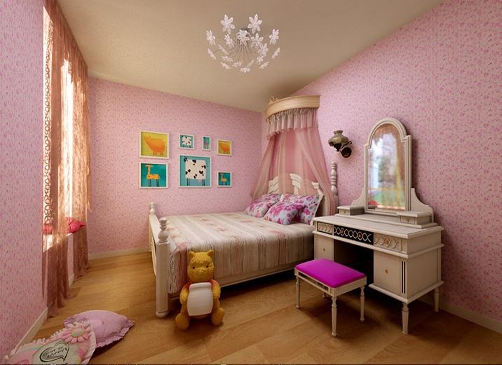 欧式壁纸搭配欧式家具