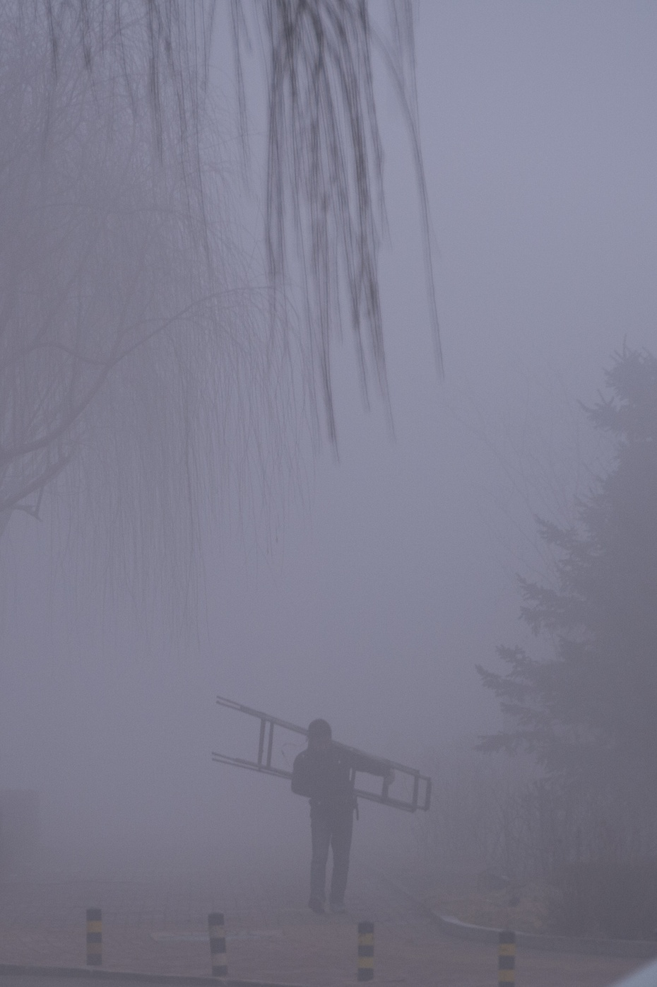 长春浓雾 空气质量却很好 - 东亚影像 - 东亚影像