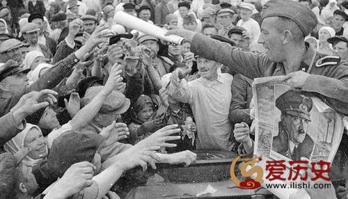 """纳粹在乌克兰发""""伟人像""""宣传欧洲一体化 - 爱历史 - 爱历史---老照片的故事"""