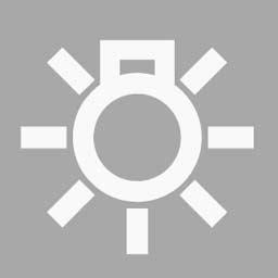 機動車儀表板上(如圖所示)這個符號表示什么?A、近光燈開關B、遠光燈開關C、車燈總開關D、后霧燈開關答案是C