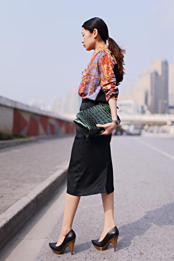 【Ava搭配日记】时间嘀嗒嘀嗒 - AvaFoo - Avas Fashion Blog