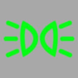 机动车仪表板上(如图所示)亮表示什么?A、危险报警闪光灯开启B、前照灯开启C、前后位置灯开启D、前后雾灯开启答案是C