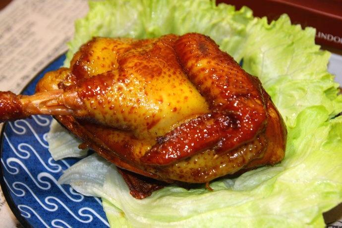 大名鼎鼎广东特色菜【酱油鸡】 - 慢美食 - 慢 美 食