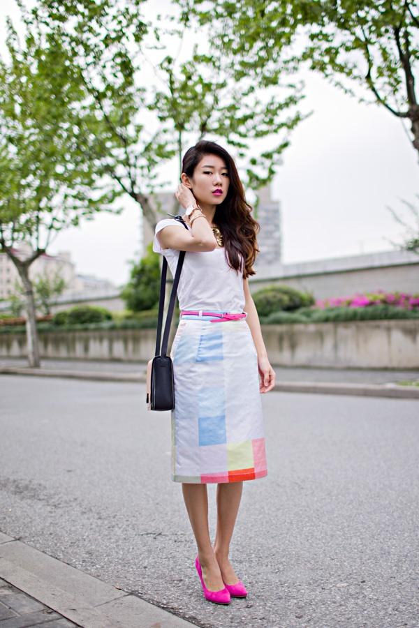 【Ava搭配日记】斑斓的生命 - AvaFoo - Avas Fashion Blog