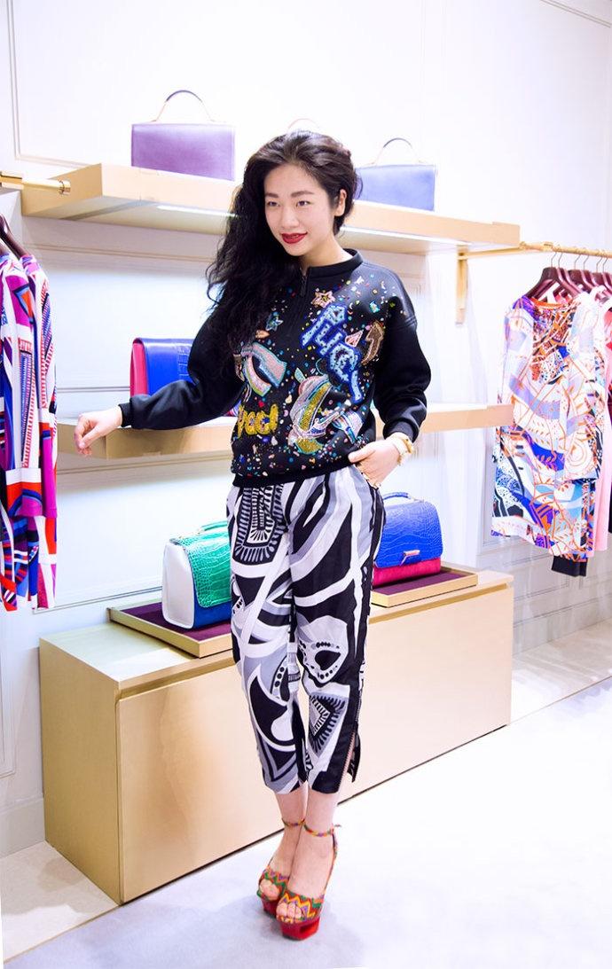 【雌和尚时尚手记】那天的EMILIO PUCCI - toni雌和尚 - toni 雌和尚的时尚经