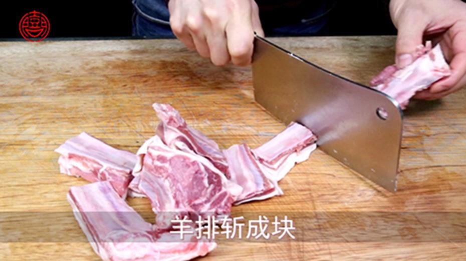 【水油炒羊排】不汆水更美味 - 果味新疆 @ c24628 - 果味新疆的美食博客