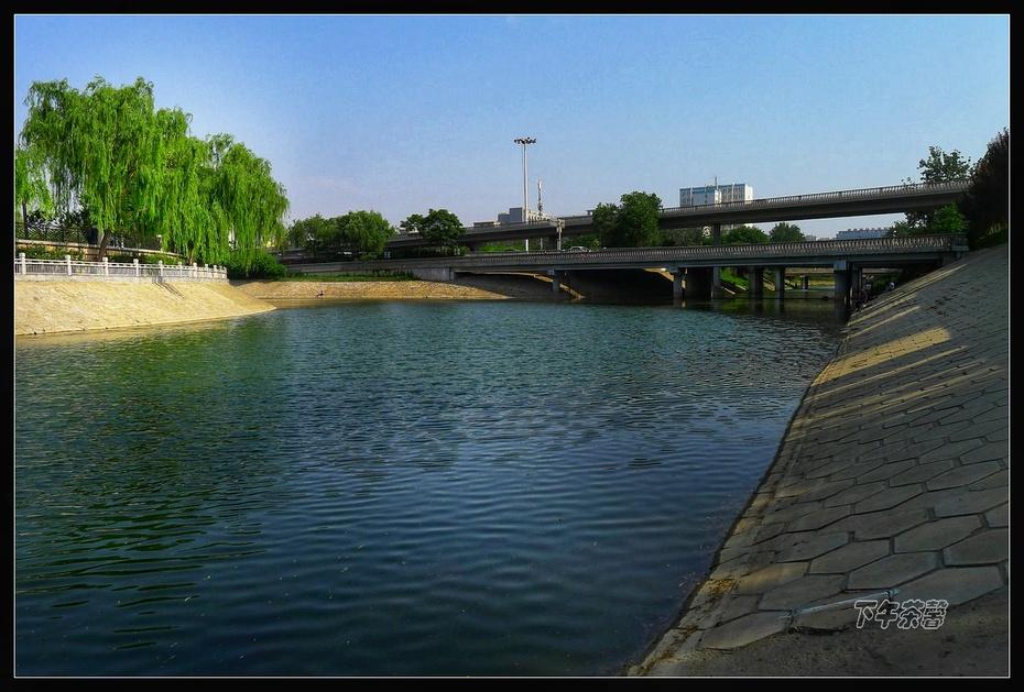 【夏天】金中都公园乘凉 - 下午茶馨 - 下午茶馨网易博客