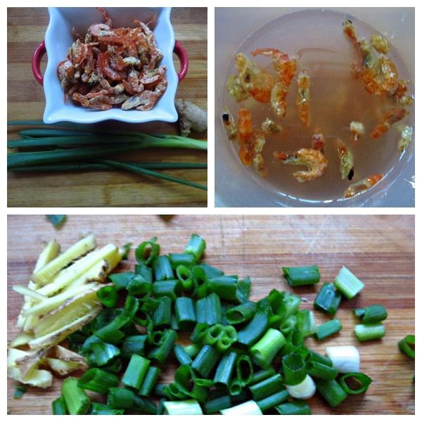 秘境海鲜晒干也美味,清蒸虾干 - 慢美食 - 慢 美 食