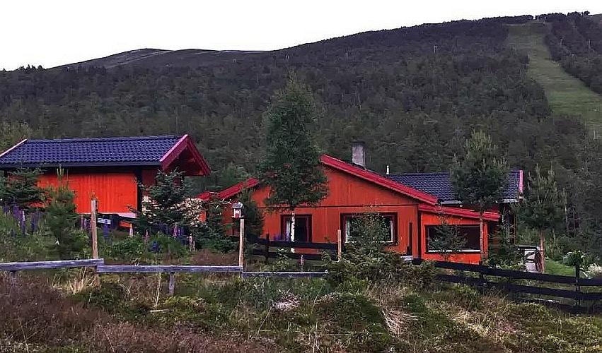 挪威中部杜姆奥斯小镇里的点滴 - 海军航空兵 - 海军航空兵