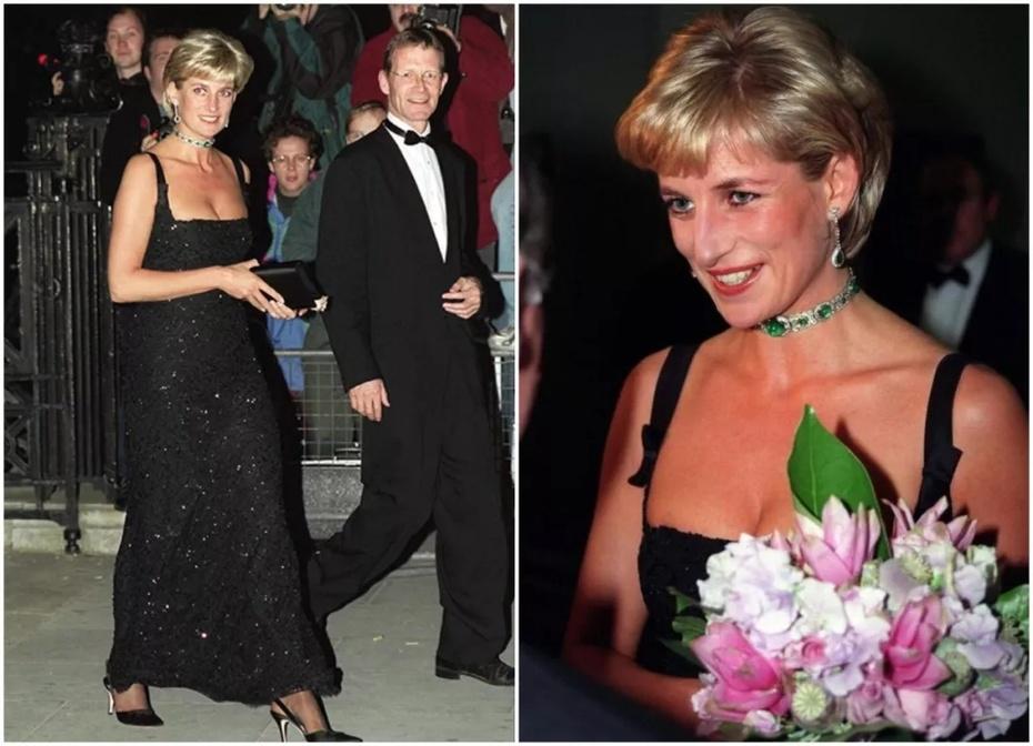 戴妃的那些绝美珠宝最后都去哪儿了? - toni雌和尚 - toni 雌和尚的时尚经
