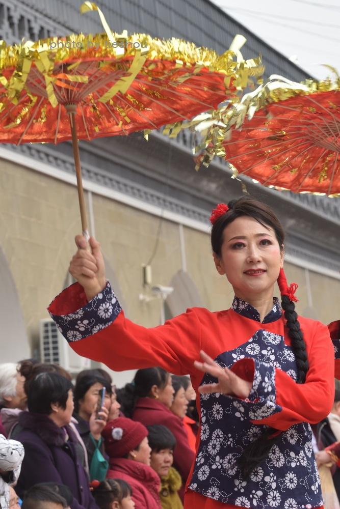陕北风情(20)—— 印斗大秧歌_图1-47