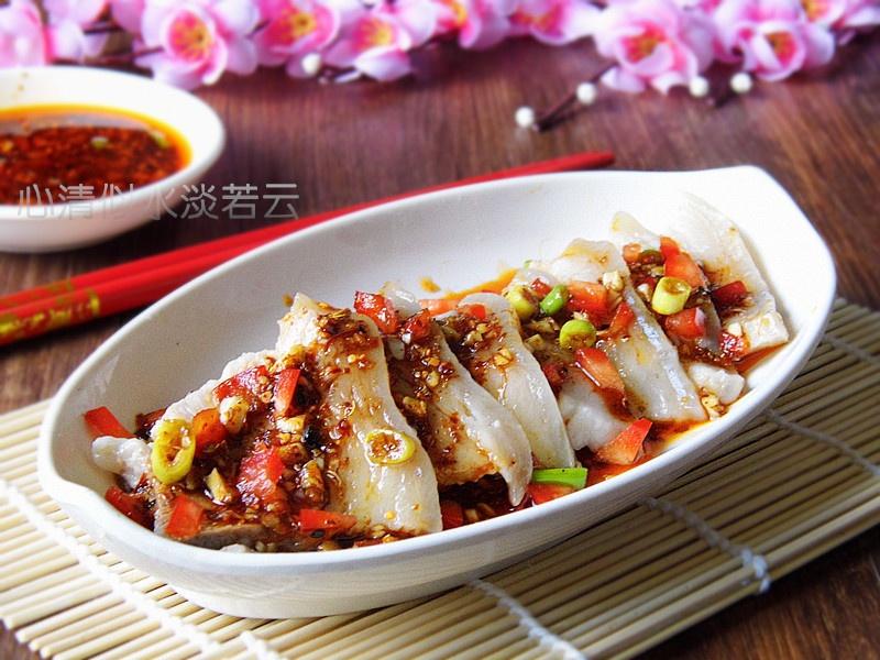 对抗高温天的开胃肉菜【红油蒜泥白肉】 - 慢美食博客 - 慢美食博客 美食厨房