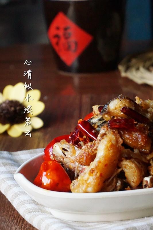 一鱼两吃之鱼骨篇【香辣鱼块】口口浓香回味悠长 - 慢美食博客 - 慢美食博客