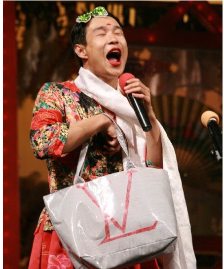 盘点丑哭观众的十大经典扮丑专业户 - jianchun605 - 神马骑士