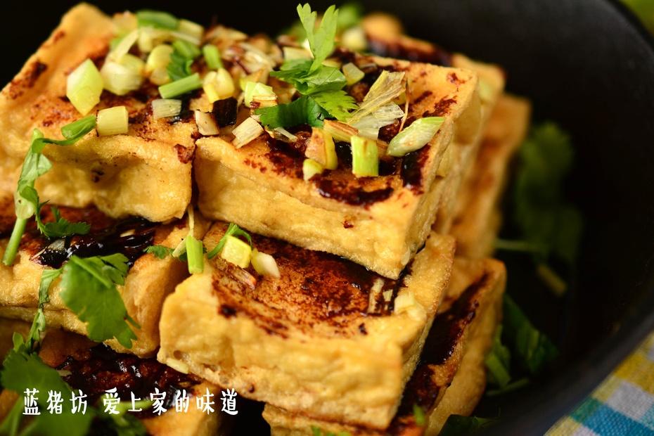 臭豆腐,儿时街边的无穷回味 - 蓝冰滢 - 蓝猪坊 创意美食工作室