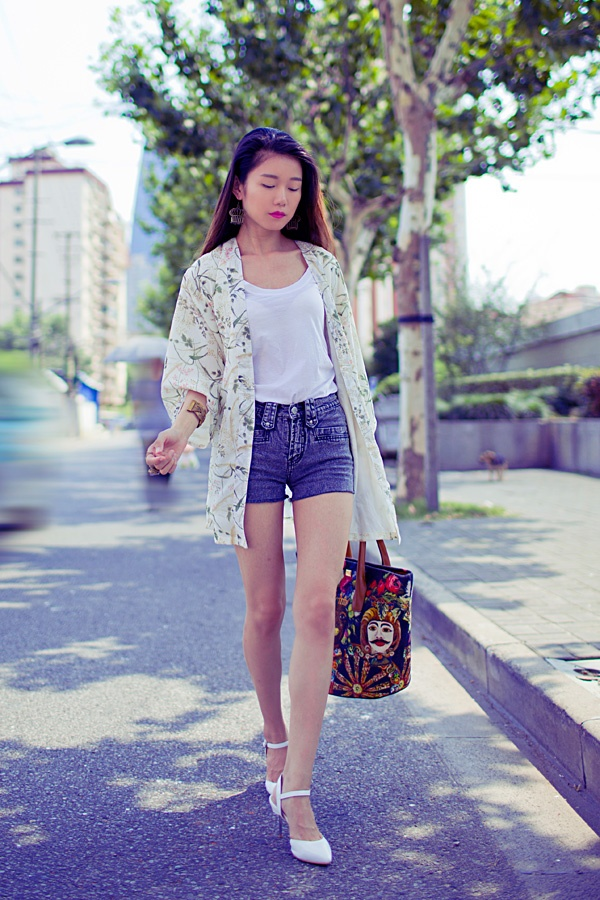 【Ava搭配日记】清爽秋日look - AvaFoo - Avas Fashion Blog