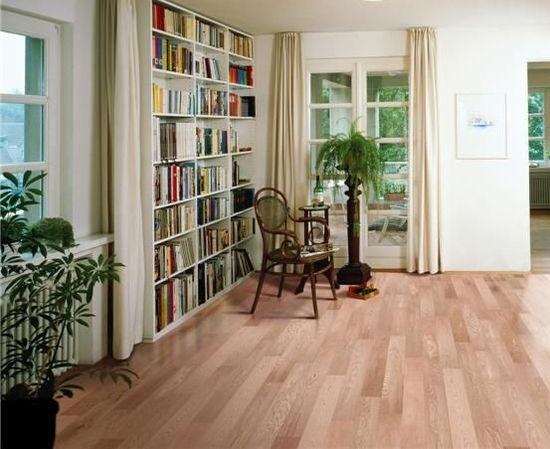 实木地板与门如何搭配? - 国林地板 - 国林木业的博客