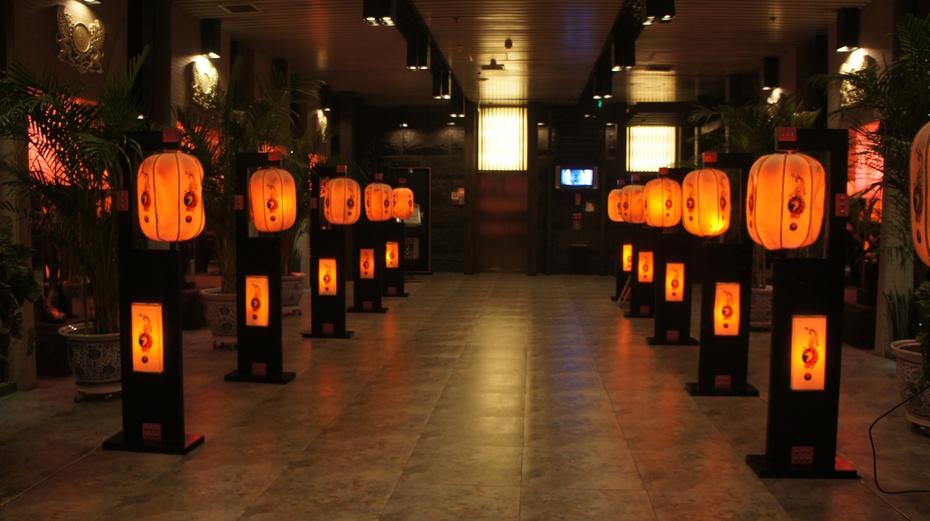 特色饭店之九:新疆野马国际商务会馆 - 余昌国 - 我的博客