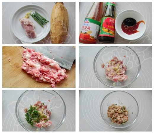 【茄汁藕夹】十五图详解滋味藕夹的制作过程 - 慢美食 - 慢 美 食