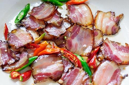 一周七种最香辣好吃的干煸菜-狼之舞 - 荷塘秀色 - 茶之韵