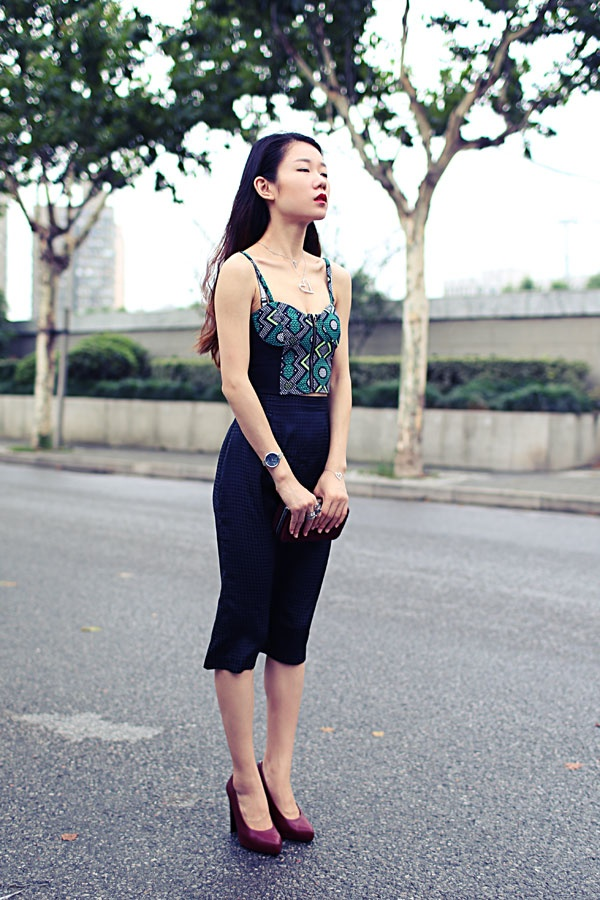【Ava搭配日记】简约而赋设计感 - AvaFoo - Avas Fashion Blog
