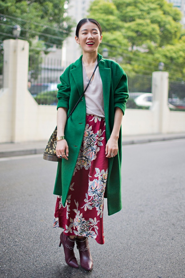 【Ava搭配日记】红绿撞色迎圣诞 - AvaFoo - Avas Fashion Blog