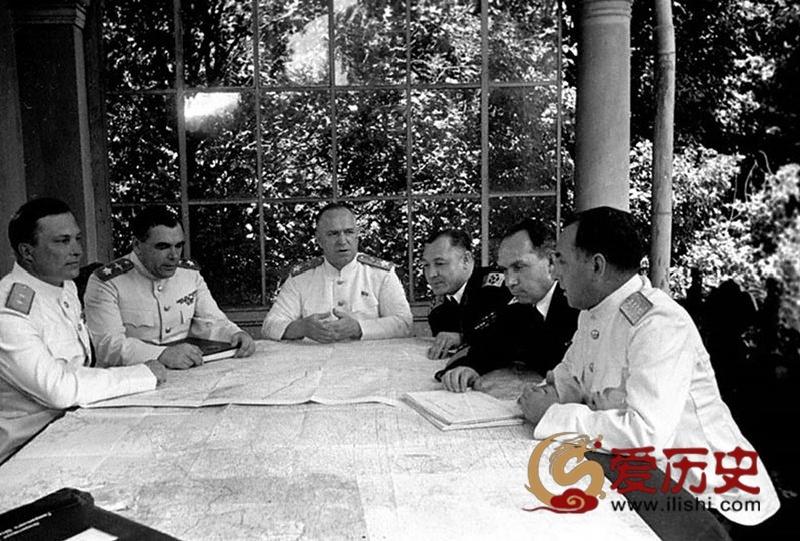 波茨坦会议影像全记录 - 爱历史 - 爱历史---老照片的故事