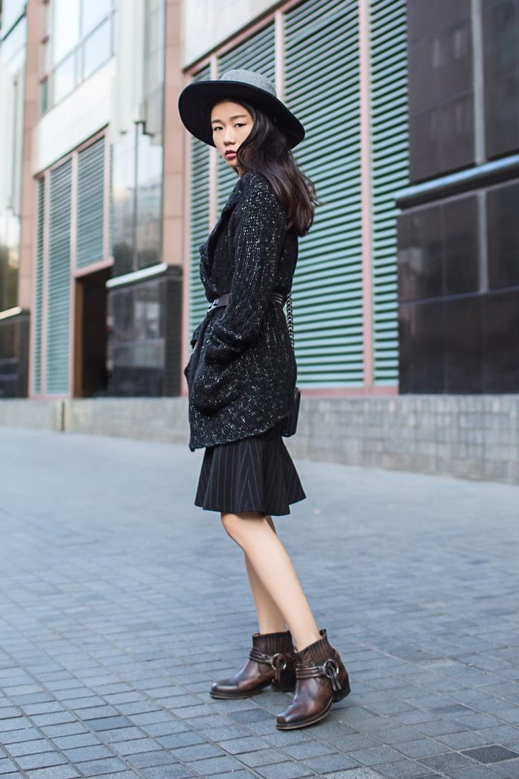 [Ava搭配周记]一衣多穿之基础款连衣裙 - AvaFoo - Avas Fashion Blog