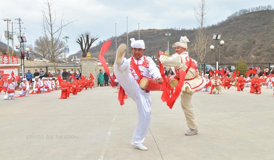 陕北风情(12)—— 欢乐的南沟_图1-42