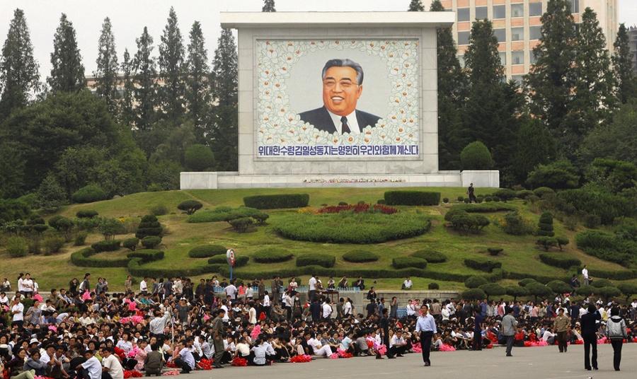 摄影记者冒死偷拍到的真实朝鲜(组图) - 心路独舞 - 心路独舞