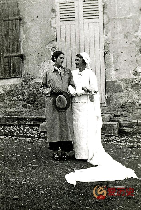 20世纪初的同性恋照片 - 爱历史 - 爱历史---老照片的故事