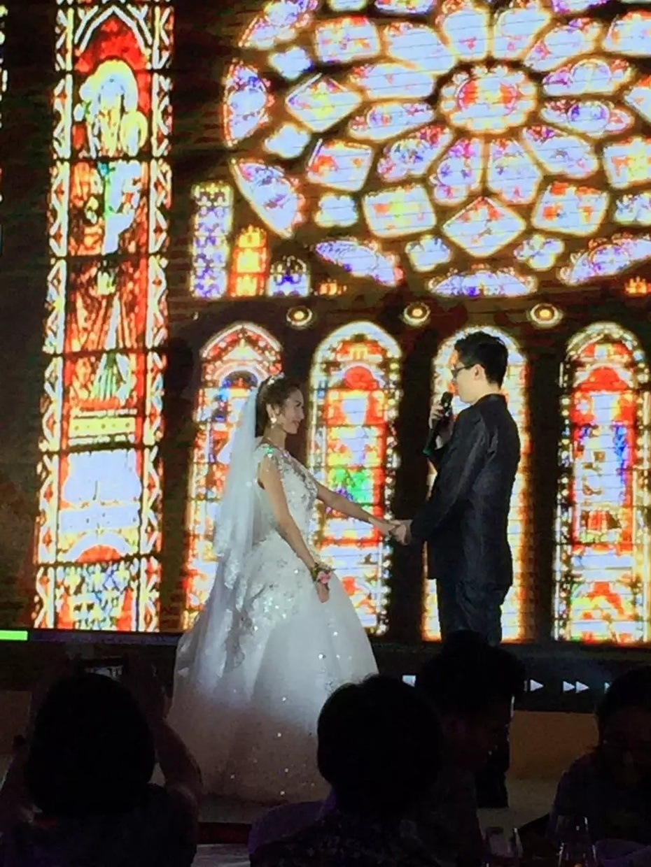 旻旻的婚礼 - 蔷薇花开 - 蔷薇花开的博客