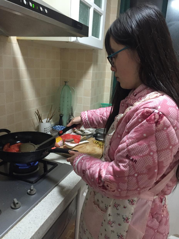 教女做饭 - 蔷薇花开 - 蔷薇花开的博客