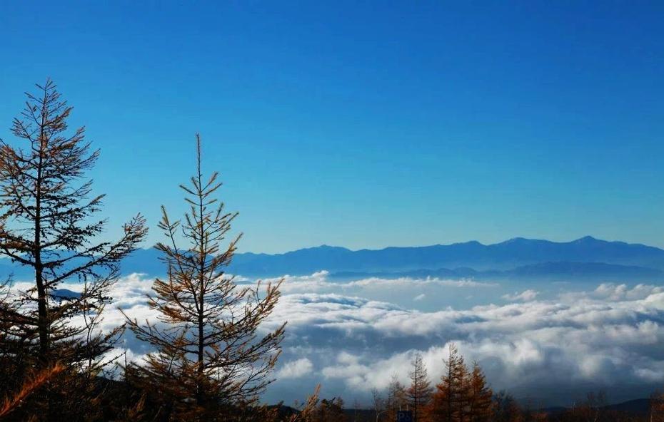 富士山的秋天,安详静谧,如同处子 - 海军航空兵 - 海军航空兵