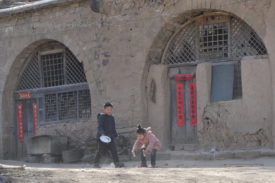 陕北风情(9)—— 魏塔古村落_图1-57