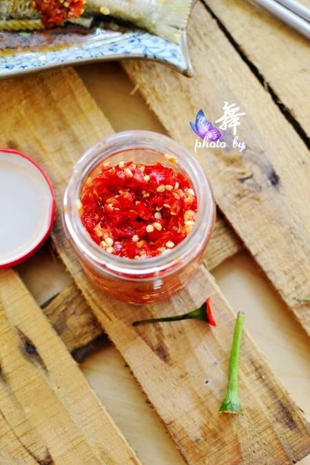 【剁椒蒸黄鱼】自制剁椒就是香 - 慢美食博客 - 慢美食博客