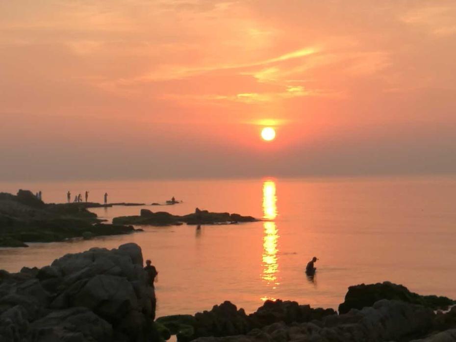 感受秋日北戴河的魅力 - 余昌国 - 我的博客