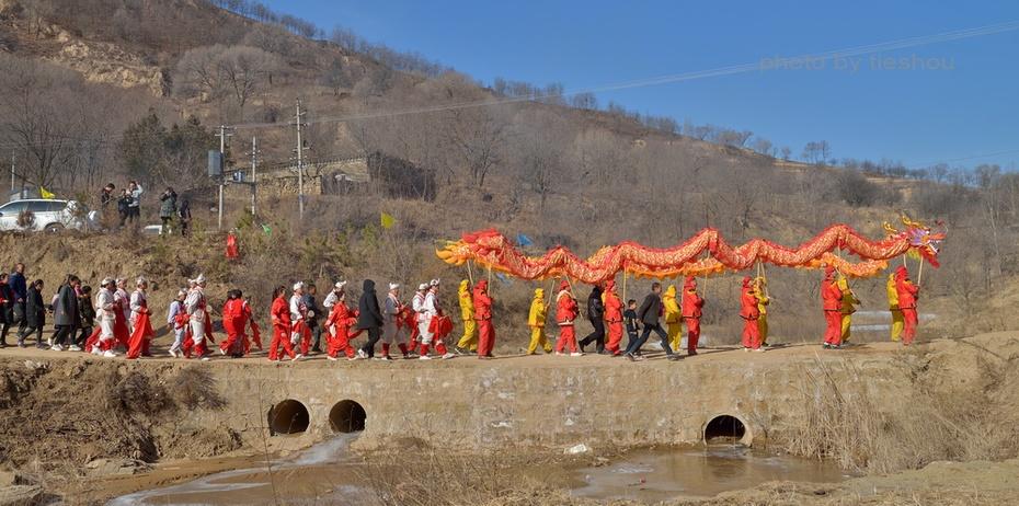 陕北风情(6)——祭祀在初八_图1-2
