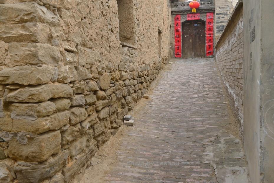 陕北风情(19)—— 千年米脂城_图1-6