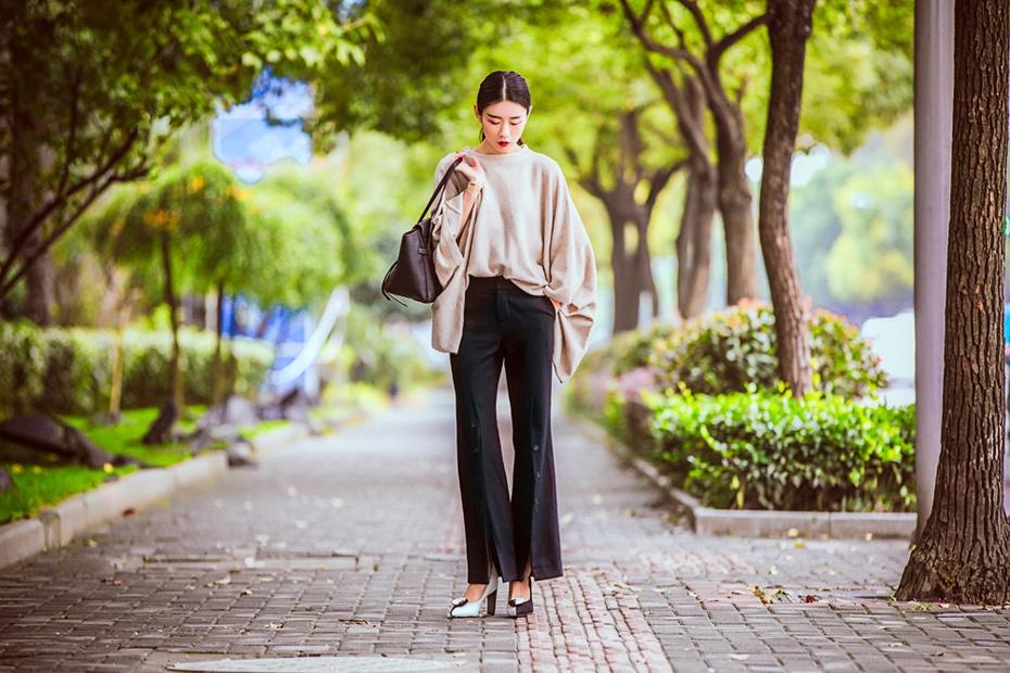 [ Ava搭配周记 ]暖冬里,你更需要显瘦裤装 - AvaFoo - Avas Fashion Blog