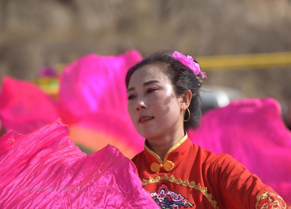 陕北风情(17)—— 三十里铺村_图1-63
