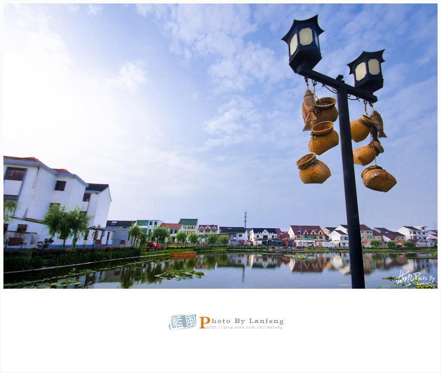 【金山嘴渔村】上海最后的渔村 - 蓝风 - 蓝风的图像家园