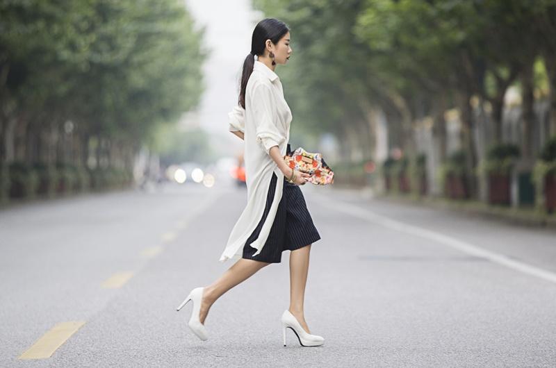 [Ava搭配日记]夏天从简单开始 - AvaFoo - Avas Fashion Blog