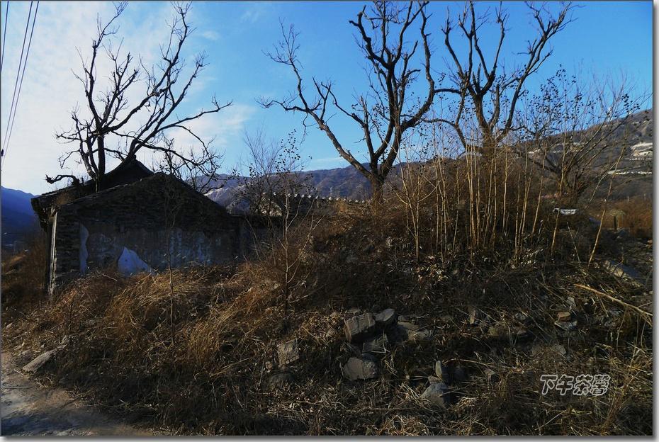 【冬天】我找到了门头沟之源 - 下午茶馨 - 下午茶馨网易博客