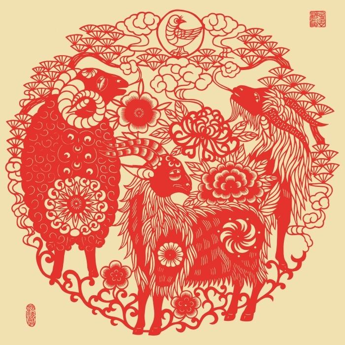 羊年,春节