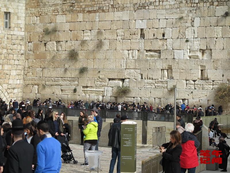 哭泣的西墙--耶路撒冷(1)_图1-5