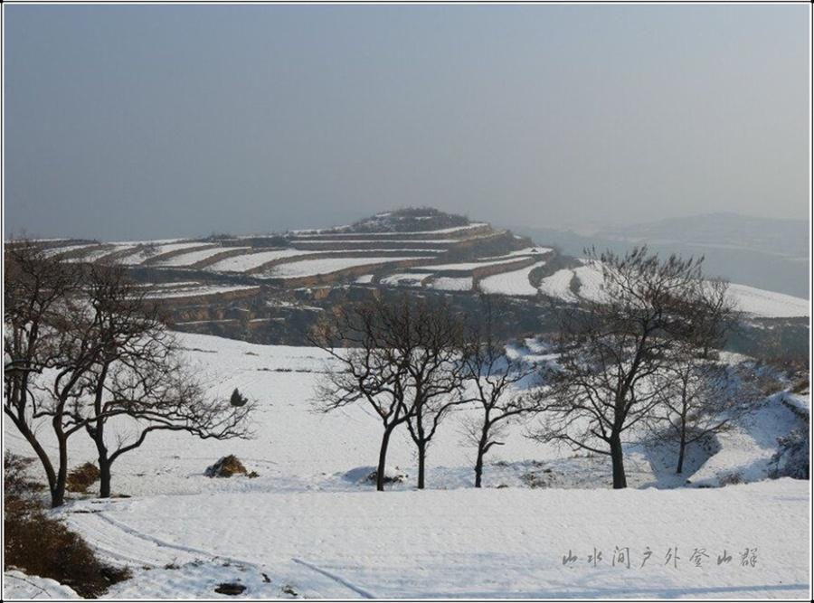 雪后渐凹:小布达拉宫般的美丽山村 - 海军航空兵 - 海军航空兵