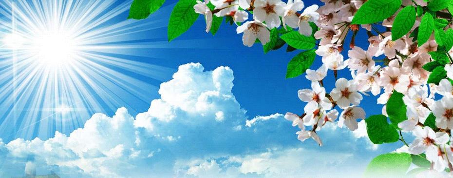 大图音画欣赏---【春天来了】